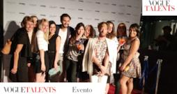 Vogue Talents event in Milan, Fashion Week 2014