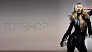 "Topshop video ""Behind the scenes"" Kate Moss"