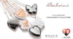 """""""Frammenti d'autore"""" Salvini presenta la nuova collezione di gioielli 2014 in collaborazione con I Murr"""