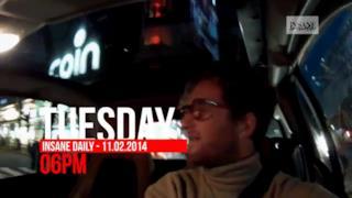 Insane Daily 11 febbraio 2014 incontro con Cecilia Capriotti e TEDxIED
