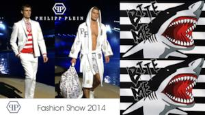 Philipp Plein Fashion Show spring summer 2015 men collection