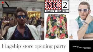 Italia Independent e Saint Barth nuovo flagship store a Milano