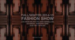 Emilio Pucci fashion show live streaming