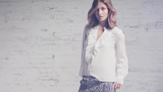 Il lookbook primavera estate donna di H&M