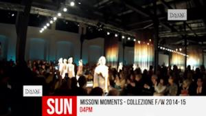 Missoni Moments fashion show