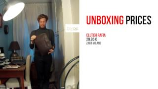 In My Bag: clutch Rafia della collezione S/S 2014 di Zara