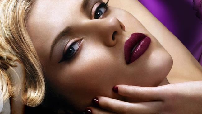 Scarlett Johansson censurata