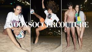 Yoox & SEPP Football Fashion presentano la collezione YOOX SOCCER COUTURE, World Cup 2014
