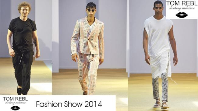Tom Rebl spring summer collection 2015 uomo, Milano Fashion Week
