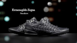 Come indossare le sneakers in pelle di Zegna!