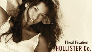 Hollister  presenta i Floral Fixation, summer 2014!