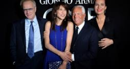 Giorgio Armani One Night Only Paris in esclusiva!