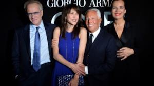Giorgio Armani One Night Only Paris in esclusiva!