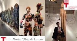 """La mostra """"Abiti da Lavoro"""" alla Triennale di Milano"""