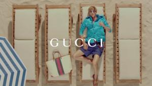 Gucci: Soak Up The Sun, la collezione casual S/S 2014