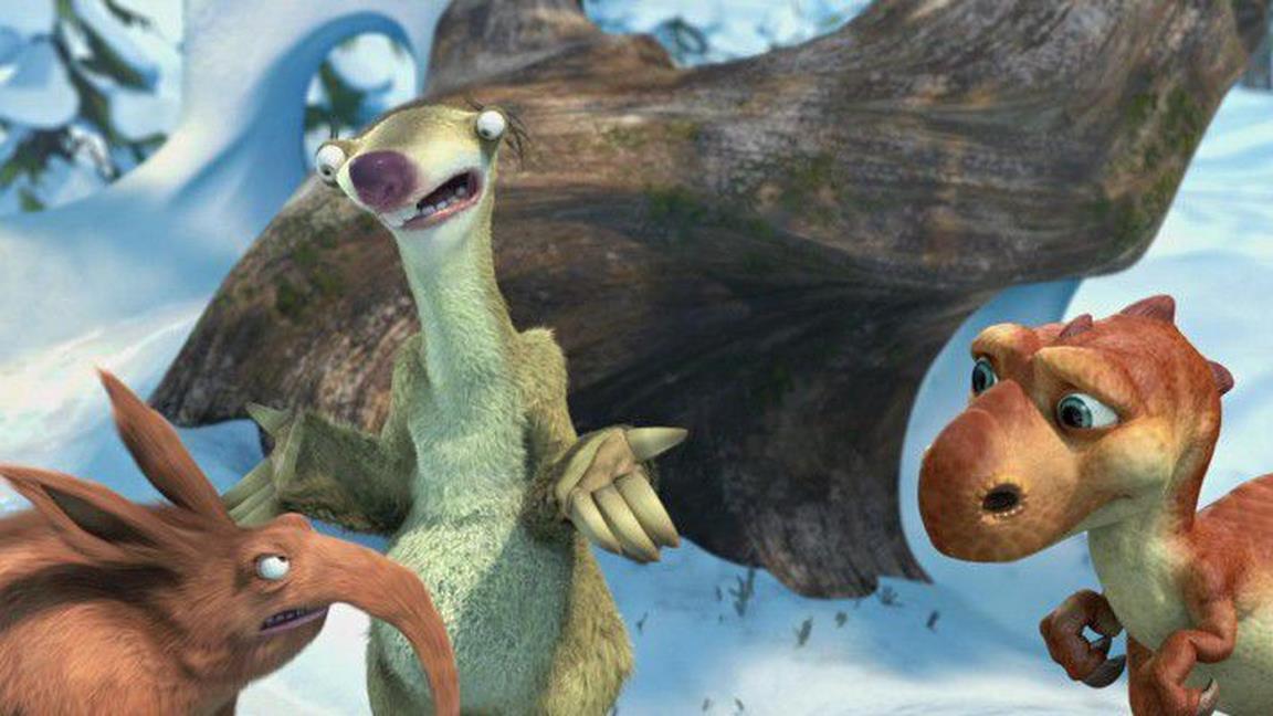 L'era glaciale 3 - L'alba dei dinosauri, personaggi e doppiatori italiani