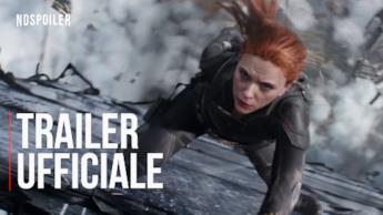 Black Widow | Nuovo Trailer Ufficiale ITA