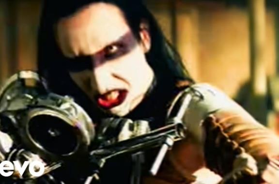 L'ombra dello scorpione, la serie TV ingaggia Marilyn Manson (anche per la colonna sonora)