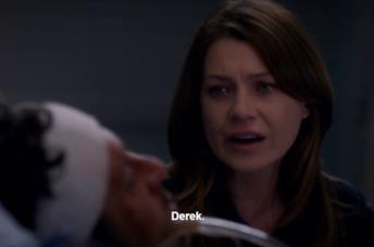 Grey's Anatomy 11: il pubblico piange la tragica morte di Derek