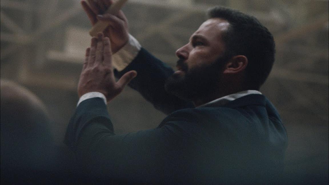 Tornare a vincere: l'emozionante trailer del nuovo film con Ben Affleck