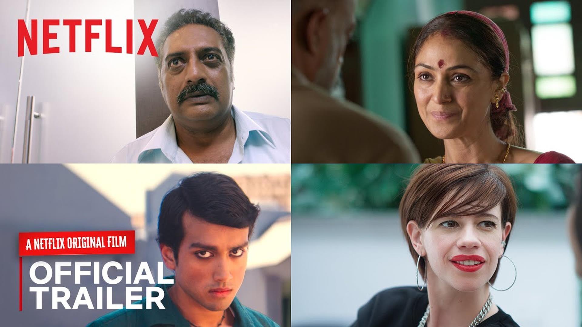 Paava Kadhaigal - Storie di peccati, il primo film tamil di Netflix