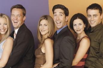 Friends, una reunion sarebbe in lavorazione con il cast originale