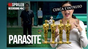 Parasite recensione del film che ha trionfato agli Oscar 2020