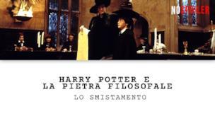 Cerimonia dello Smistamento su Harry Potter