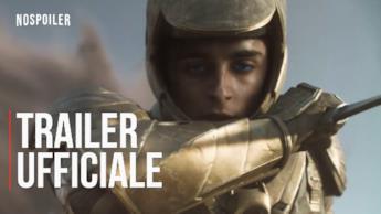 Dune il trailer ufficiale in ITA