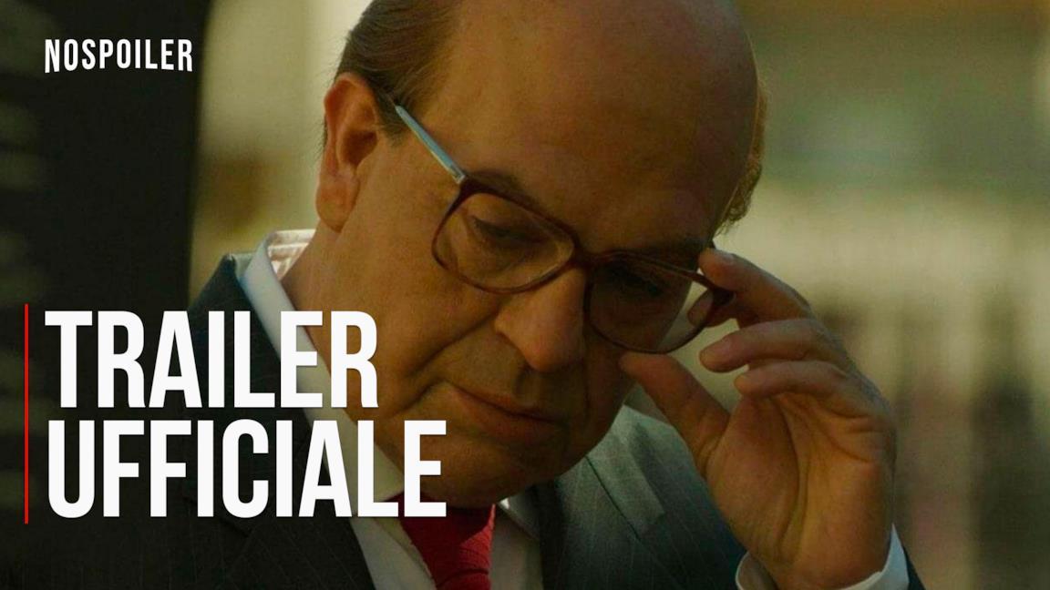 Hammamet, il trailer del film di Gianni Amelio con Pierfrancesco Favino