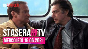 Film e programmi questa sera in TV - 16 giugno 2021