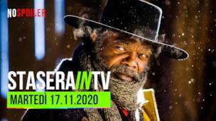 I film oggi in TV - martedì 17 novembre 2020