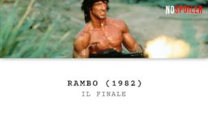 Il finale di Rambo (First Blood)
