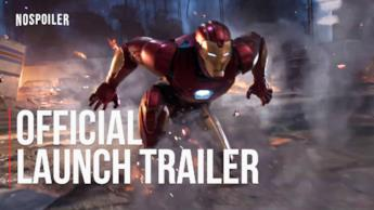 Marvel's Avengers Game - Trailer lancio