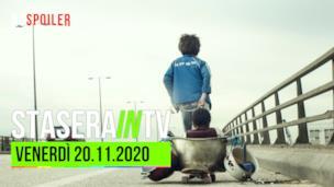 I film oggi in TV - venerdì 20 novembre 2020