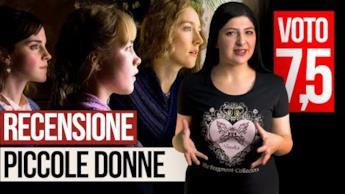 La video recensione del film Piccole Donne