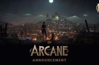 Arcane, la serie animata dei creatori di League of Legends
