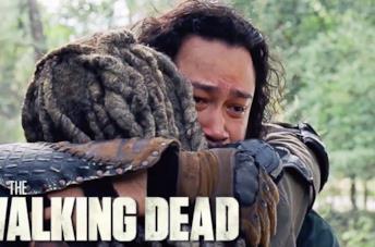 The Walking Dead 10: Cooper Andrews si rade e scatta il panico