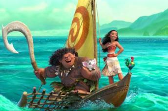 Oceania: una nuova clip musicale dell'avventura disneyana nel Pacifico