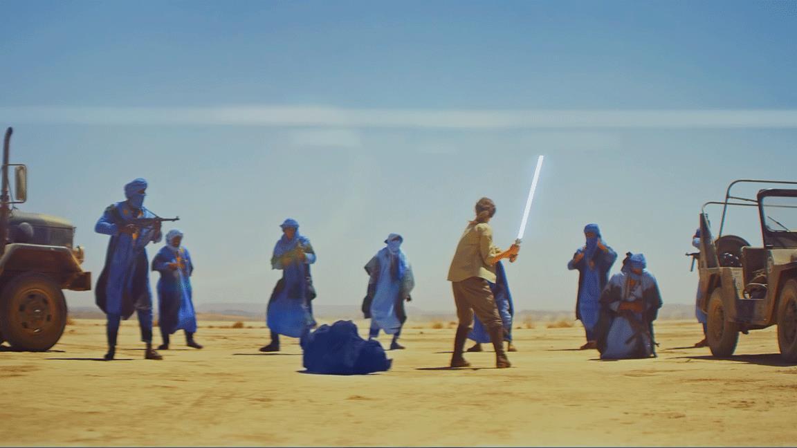 Star Wars: Origins, il trailer del fan film che mette Indiana Jones e Guerre Stellari nello stesso universo