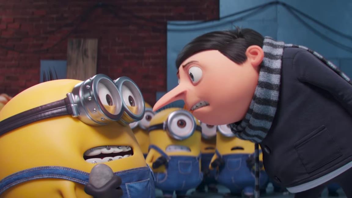 Minions 2: come Gru diventa cattivissimo, il teaser trailer