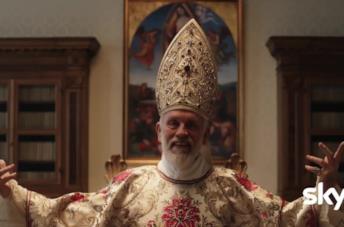 The New Pope, arriva il teaser trailer ufficiale