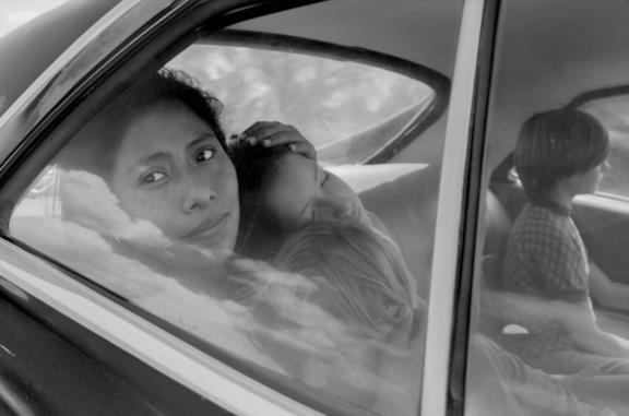 Roma di Cuarón sarà il primo film Netflix a uscire in Home Video