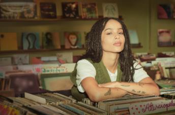 High Fidelity: cosa devi sapere sulla serie con Zoë Kravitz