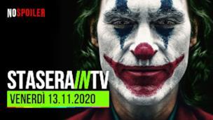 I film oggi in TV - venerdì 13 novembre 2020