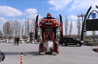 I Transformer esistono e si possono comprare