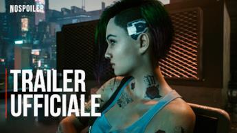 Cyberpunk 2077 il trailer ufficiale di lancio