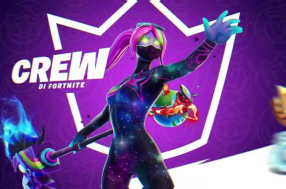 Epic Games annuncia Fortnite Crew: abbonamento mensile e tanti contenuti esclusivi