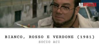 Socio ACI Carlo Verdone