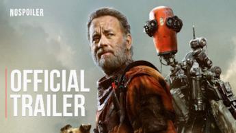 Finch - Trailer ufficiale in ENG